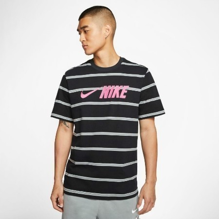 MENS NIKE NSW STRIPE TEE Thumbnail