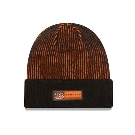 NEW ERA BENGALS OFFICIAL TECH KNIT CAP Thumbnail