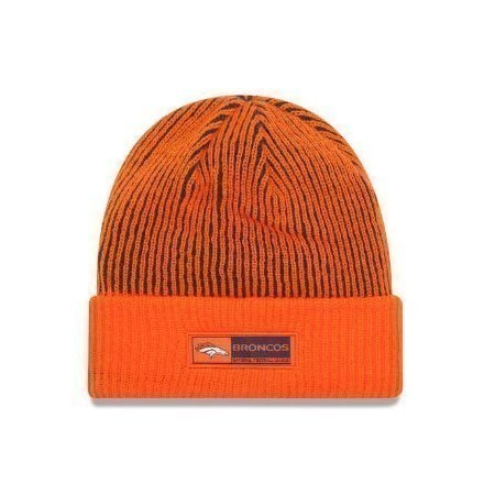 NEW ERA BRONCOS OFFICIAL TECH KNIT CAP Thumbnail