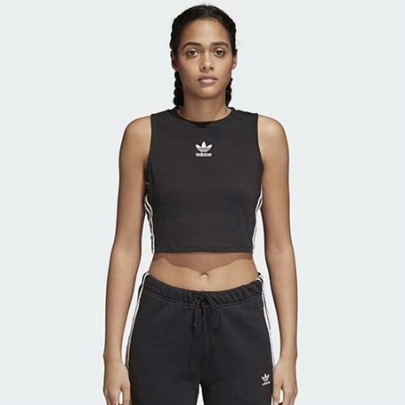 LADIES ADIDAS CROP TOP Thumbnail