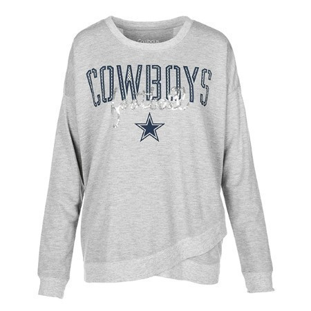LADIES COWBOYS HELEN PULLOVER Thumbnail