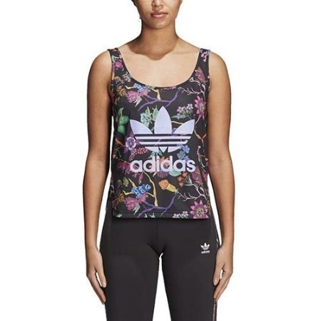 LADIES ADIDAS POISONOUS GARDEN TANK Thumbnail