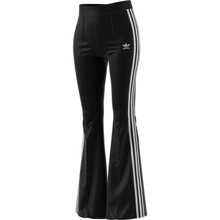 LADIES ADIDAS FLARE 3 STRIPE PANT Thumbnail