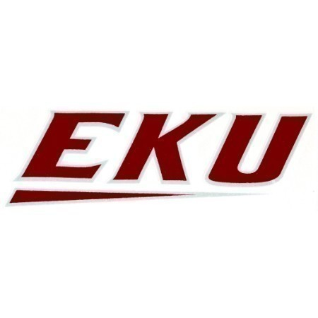 EKU LOGO CAR DECAL 3.5