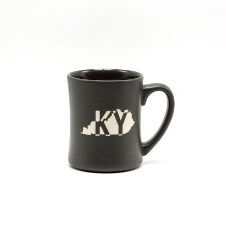 KENTUCKY ETCHED KY STATE MUG Thumbnail
