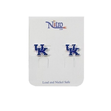 KENTUCKY UK STUD EARRINGS Thumbnail