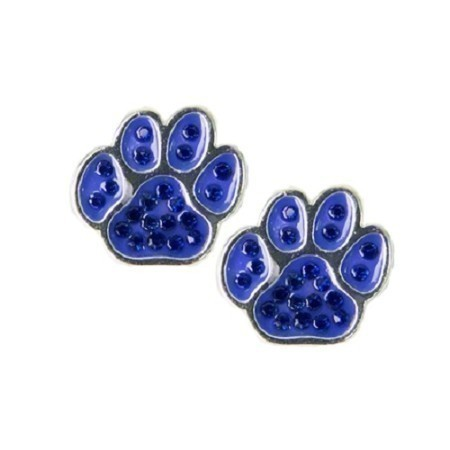 KENTUCKY RHINESTONE PAW POST Thumbnail