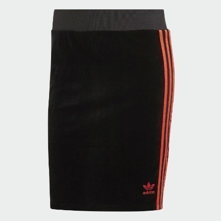 LADIES ADIDAS VELVET SKIRT  Thumbnail