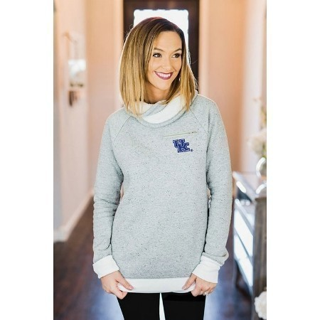 LADIES KENTUCKY KEEP IT COMFORTABLE PULLOVER Thumbnail