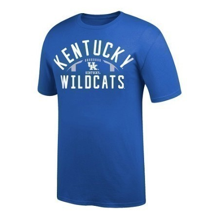 MENS KENTUCKY FOOTBALL OUTLINE TEE Thumbnail