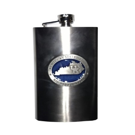 KENTUCKY COLOR ENAM FLASK Thumbnail