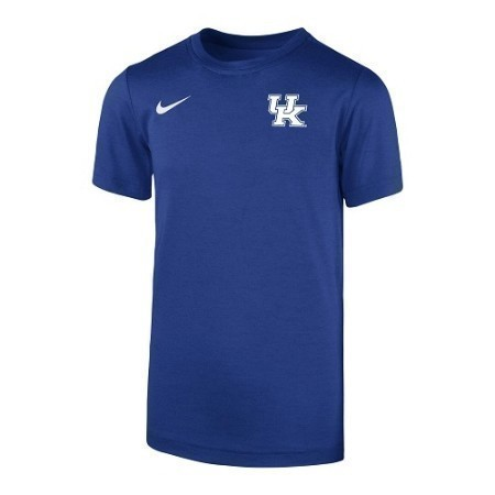 YOUTH KENTUCKY NIKE COACH SS TOP Thumbnail