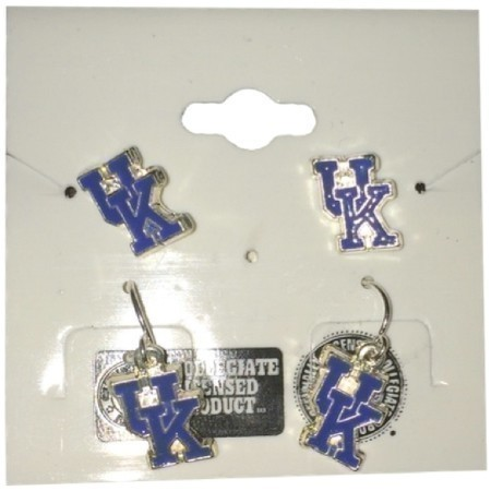 KENTUCKY MINI DUO EARRINGS Thumbnail