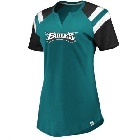 LADIES EAGLES ULTIMATE FANDOM TEE Thumbnail
