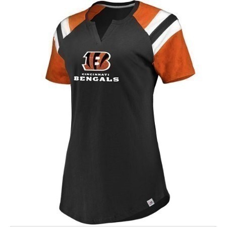 LADIES BENGALS ULTIMATE FANDOM TEE Thumbnail