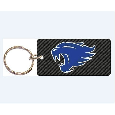 KENTUCKY CAT CARBON KEY CHAIN Thumbnail