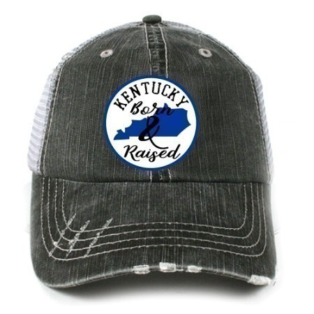 KENTUCKY BORN&RAISED HAT Thumbnail