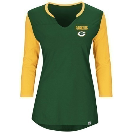 LADIES PACKERS  NIKE GAME LEGEND TEE Thumbnail