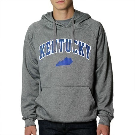 MENS KENTUCKY ARCH STATE HOODIE KY50 Thumbnail