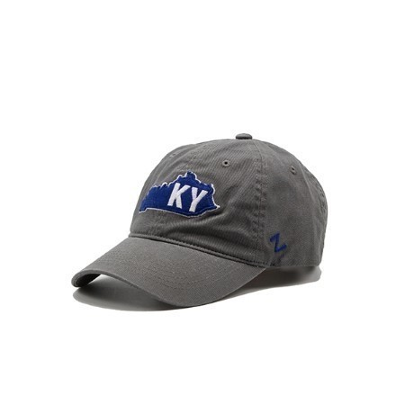 MENS KENTUCKY ADJUSTABLE STATE W/ KY GREY Thumbnail