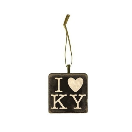 KENTUCKY I LOVE KY ORNAMENT Thumbnail