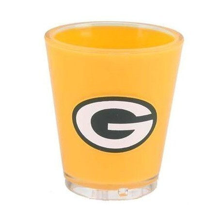 PACKERS SHOT GLASS Thumbnail