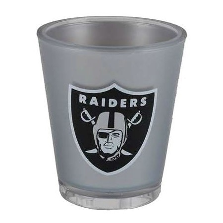 RAIDERS SHOT GLASS Thumbnail