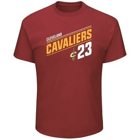 MENS CAVS JAMES POSSESSION TEE Thumbnail