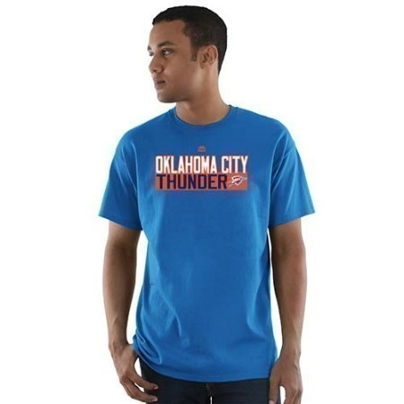 MENS THUNDER MAJESTIC WESTBROOK JERSEY TEE Thumbnail