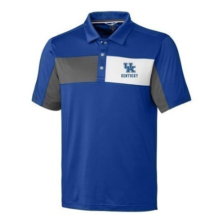 MENS KENTUCKY CUTTER & BUCK LOGAN POLO Thumbnail