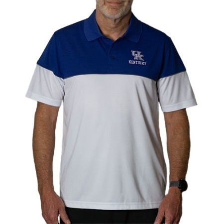MENS KENTUCKY CUTTER & BUCK HERRINGTON POLO Thumbnail