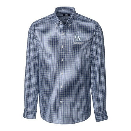 MENS KENTUCKY LAKEWOOD DRESS SHIRT Thumbnail