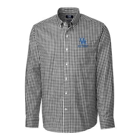 MENS KENTUCKY LEAGUE GINGHAM SHIRT Thumbnail