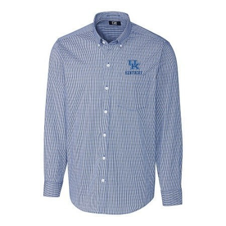 MENS KENTUCKY  CASEY CHECK DRESS SHIRT Thumbnail