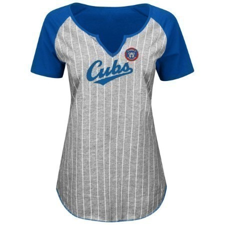 CUBS M,AJESTIC LADIES FROM THE STRETCH SS Thumbnail