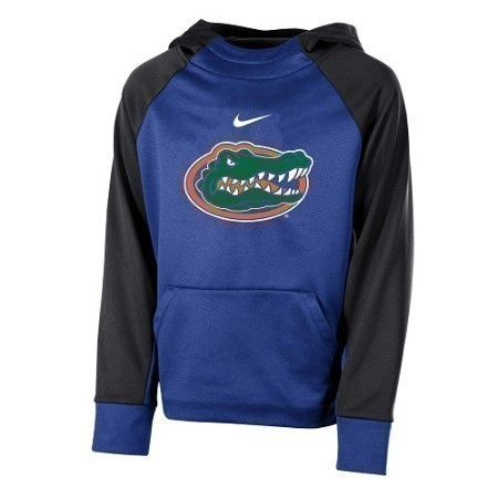 YOUTH FLORIDA NIKE COLOR BLOCK HOODY Thumbnail