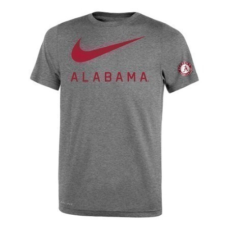 YOUTH ALABAMA NIKE LEGEND DNA TEE Thumbnail