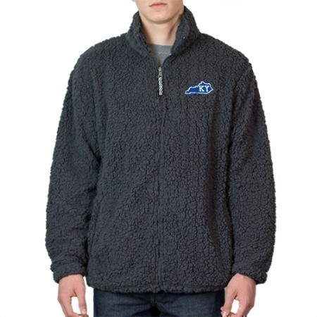 MENS KENTUCKY STATE FULL ZIP SHERPA OUTER18 Thumbnail