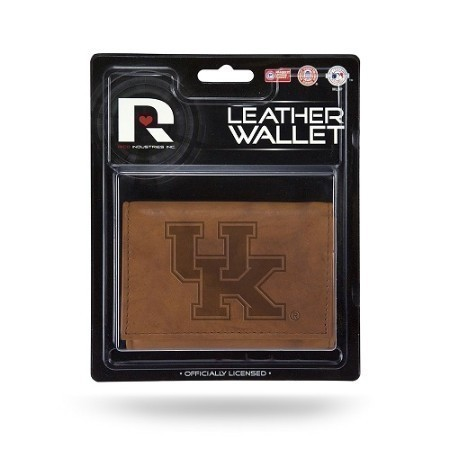 KENTUCKY MEN'S TRIFOLD WALLET Thumbnail
