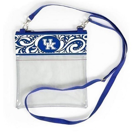 KENTUCKY CLEAR CROSSBODY PURSE Thumbnail