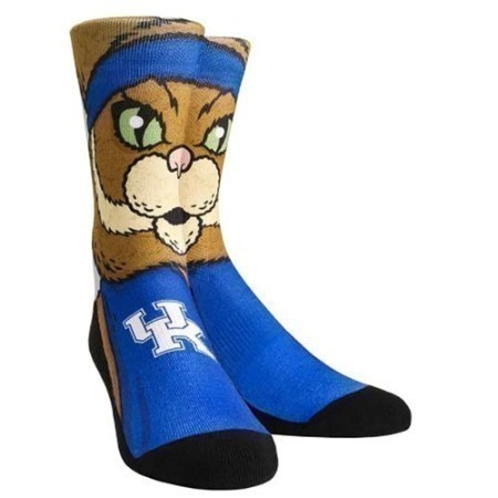 YOUTH KENTUCKY MASCOT CREW SOCKS Thumbnail
