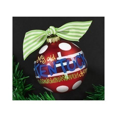 COTON COLORS KENTUCKY STATEMENT ORNAMENT Thumbnail