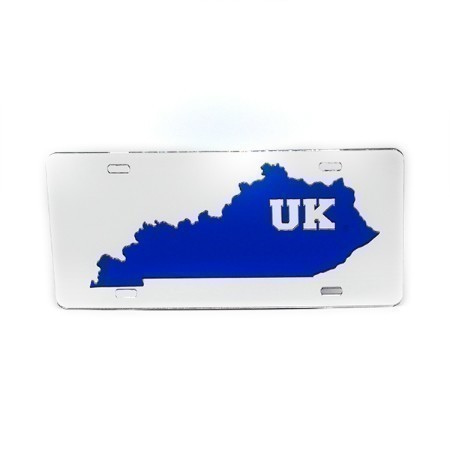 UK STATE CHROME PLATE Thumbnail