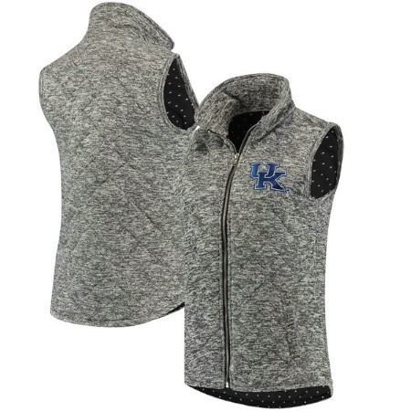 LADIES KENTUCKY QUILTED KNIT VEST Thumbnail