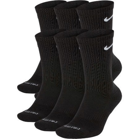 MENS NIKE EVERYDAY PLUS CUSHION CREW SOCK Thumbnail