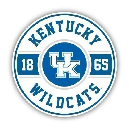 KENTUCKY CLASSIC CIRCLE LOGO DECAL Thumbnail