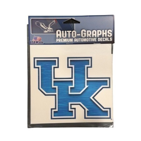 KENTUCKY RECESSED LOGO DECAL 3.5
