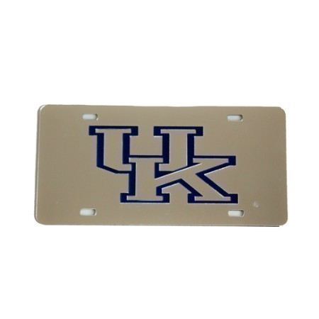 KENTUCKY LOGO CHROME PLATE Thumbnail