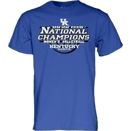 KENTUCKY VOLLEYBALL NAT CHAMPS Thumbnail