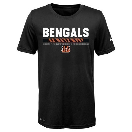 YOUTH BENGALS LEGEND STAFF TEE Thumbnail
